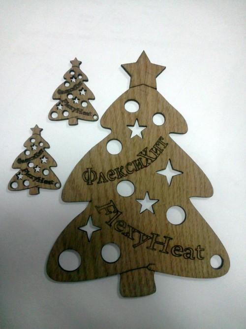 Новогодний конкурс от Флексихит на лучшую новогоднюю елку