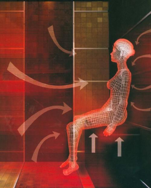 Воздействие инфракрасных лучей на человека
