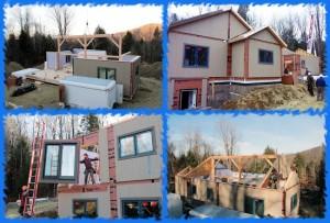 Строительство быстровозводимых домов   04.01.2014