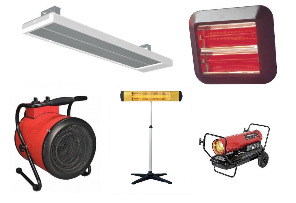 Обогреватели для гаража энергосберегающие