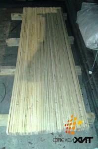 Высушенная древесина