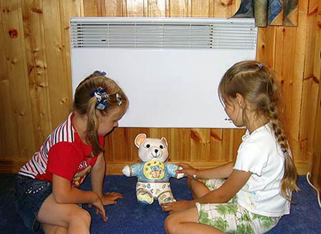 керамический инфракрасный обогреватель безопасный для детей