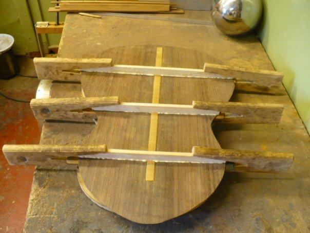 Дерево для гитары своими руками