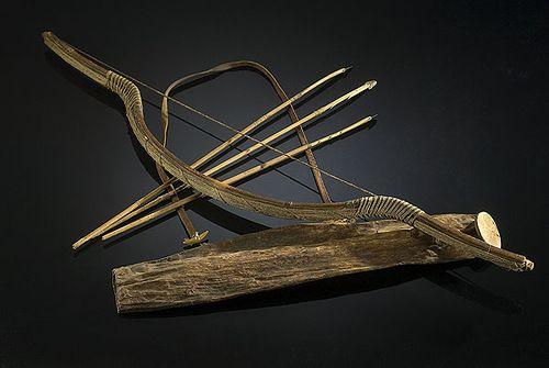 Как сделать деревянный лук фото 441