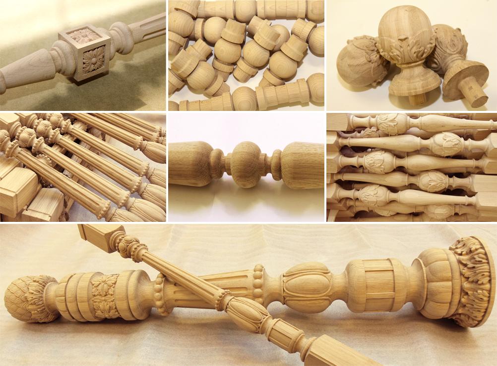 Токарные изделия из дерева фото
