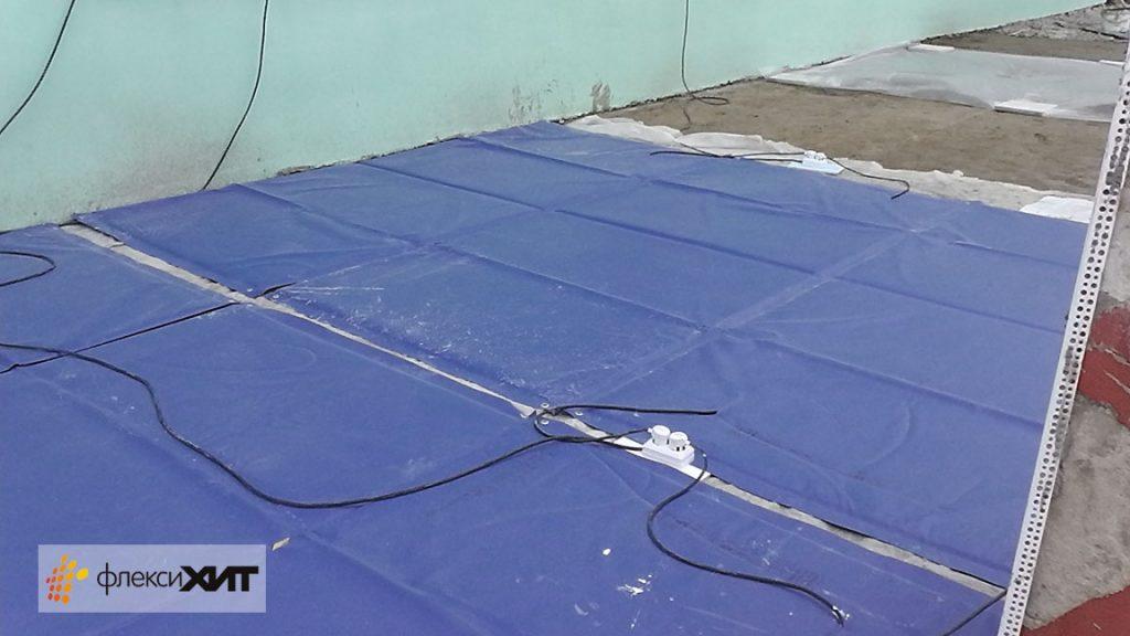 термоматы для бетона