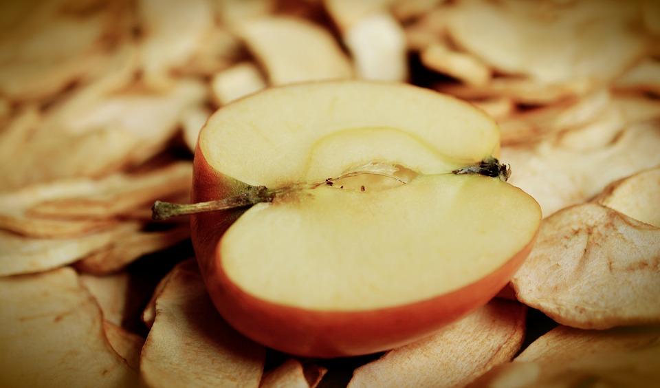 Сушёное яблоко