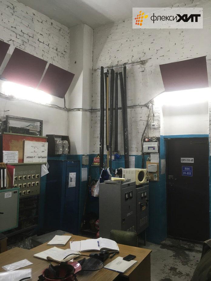 Обогрев оборудования на подстанции