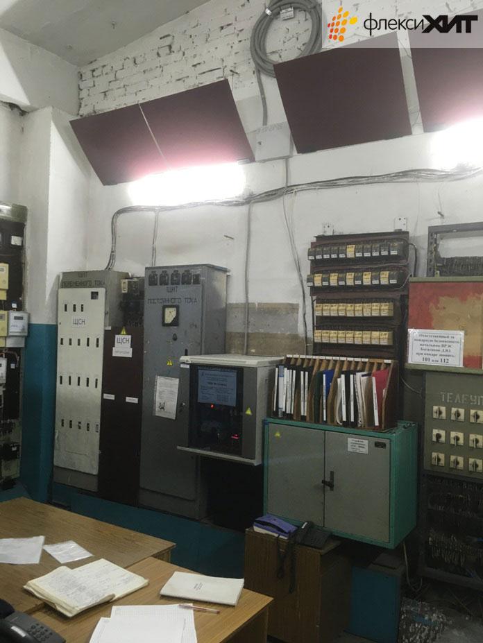 Обогрев оборудования и помещения подстанции