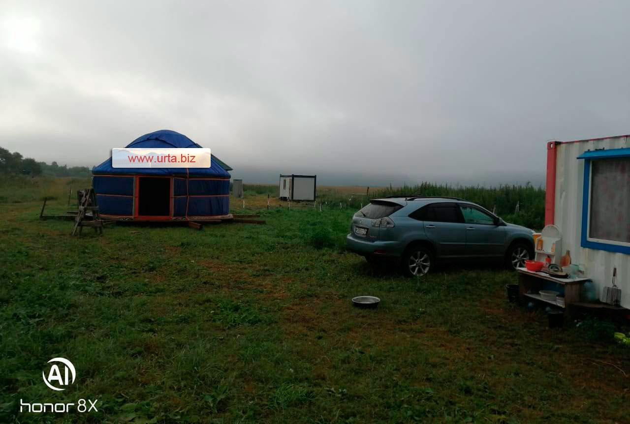 Юрт кемпинг в Горно Алтайске