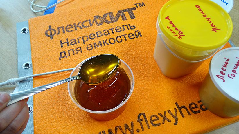 Мёд с пасеки Пащенко