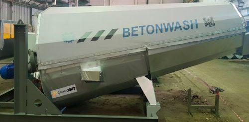 Сепоратор betonwash с термоматов флексихит
